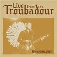 CAMPBELL, GLEN - LIVE FROM THE TROUBADOUR -LTD- (Disco Vinilo LP)