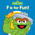 SESAME STREET - F IS FOR FUN (Compact Disc)