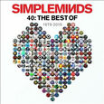 SIMPLE MINDS - 40: THE BEST OF 1979 - 2019 -DELUXE- (Compact Disc)