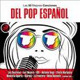 VARIOUS ARTISTS - 50 MEJORES CANCIONES DEL POP ESPAÑOL (Compact Disc)