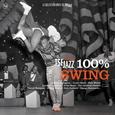 VARIOUS ARTISTS - 100 % SWING (TSF JAZZ) (Disco Vinilo LP)