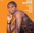 SIMONE, NINA - LOVE ME OR LEAVE ME (Disco Vinilo LP)