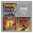 MANOWAR - TRIPLE ALBUM COLLECTION (Compact Disc)