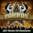 PRO-PAIN - 20 YEARS OF HARDCORE + DVD (Compact Disc)