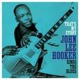 HOOKER, JOHN LEE - THAT'S MY STORY -HQ- (Disco Vinilo LP)
