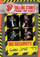 ROLLING STONES - FROM THE VAULT: NO SECURITY (Digital Video -DVD-)