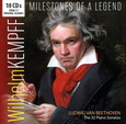 KEMPFF, WILHELM - BEETHOVEN THE 32 PIANO SONATOS =BOX= (Compact Disc)