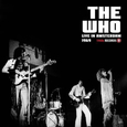 WHO - LIVE IN AMSTERDAM 1969 (Disco Vinilo LP)