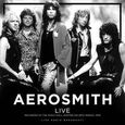 AEROSMITH - LIVE AT BOSTON MUSIC HALL 1978 (Disco Vinilo LP)