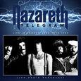 NAZARETH - BEST OF TELEGRAM LIVE IN LONDON 1985 (Disco Vinilo LP)
