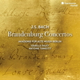 AKADEMIE FUR ALTE MUSIK BERLIN - BACH BRANDENBURG CONCERTOS (Compact Disc)