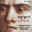 GAILLARD, HELOISE - PORTRAITS DE LA FOLIE (Compact Disc)