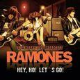 RAMONES - HEY HO LET'S GO - LIVE BROADCAST 1996 (Compact Disc)