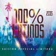 VARIOUS ARTISTS - 100 % LATINOS 2017 -LTD- (Compact Disc)