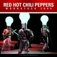 RED HOT CHILI PEPPERS - BEST OF WOODSTOCK 1994 (Disco Vinilo LP)