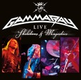 GAMMA RAY - SKELETONS & MAJESTIES LIVE (Compact Disc)